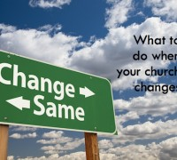 Church Change RW