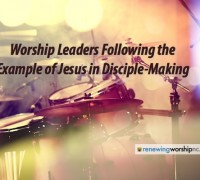 Wl DIsciple Like Jesus
