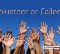 Volunteer or Called