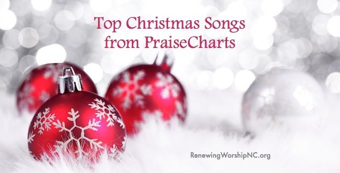 Top christmas praise songs