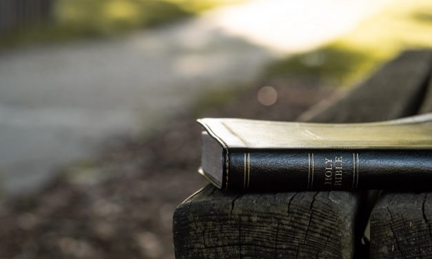 If the Bible Is Foundational to Worship…Why Aren't We Using It?
