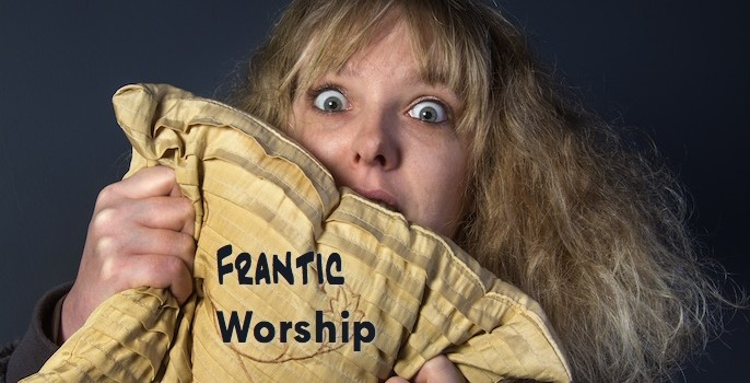 Frantic Worship RW