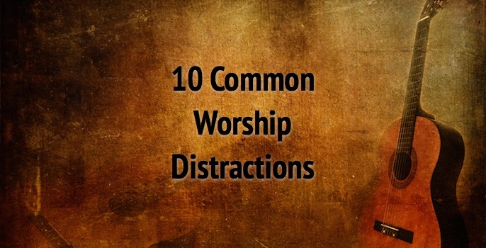 10 Distractions RW