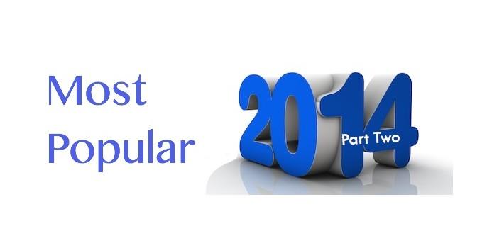 Most Popular 2014-2