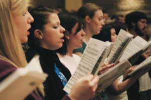 Choral-Singing