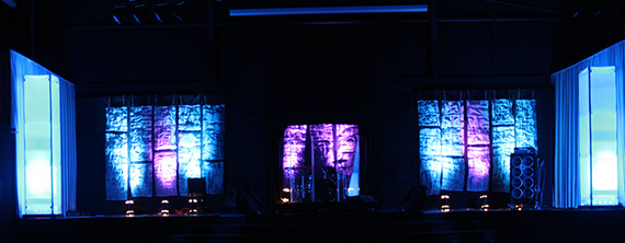 Church Stage Design Ideas | Renewing Worship