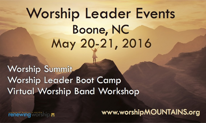 Boone Boot Camp May 2016