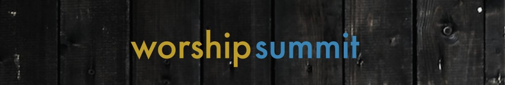 worship summit header