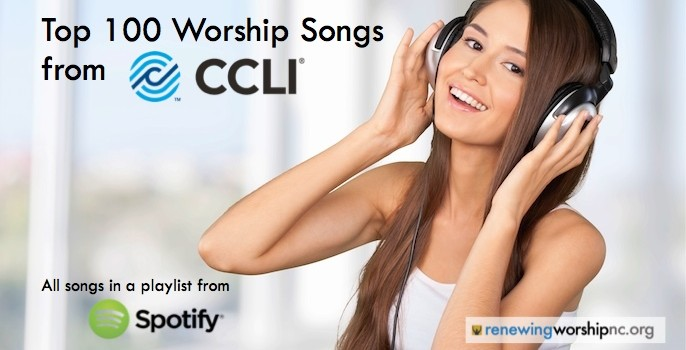Top 100 Worship Songs 2