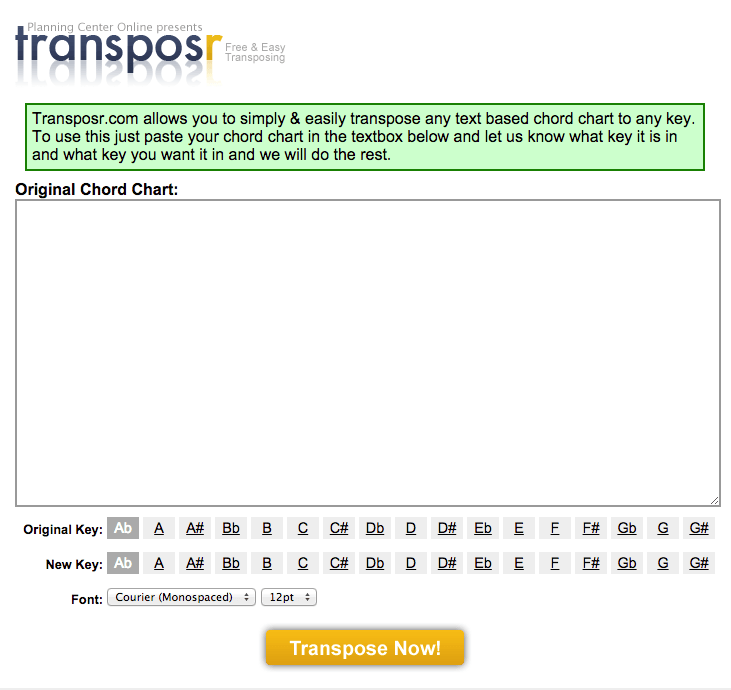 TransposrChordChart