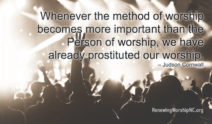 Prostituted Worship
