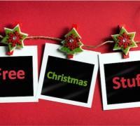 Free Christmas Stuff
