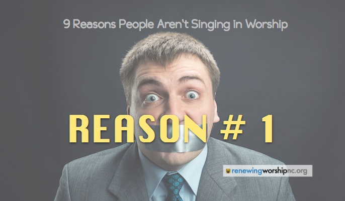 Reason #1: They Don't Know the Songs