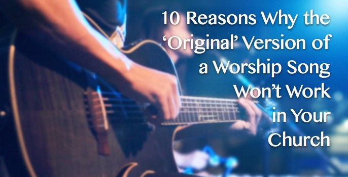 Worship Song Feature