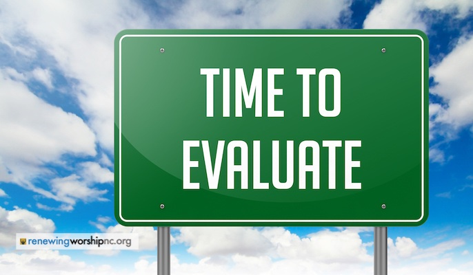 Worship Service Evaluation Tool