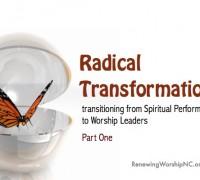 Spiritual Tranformation