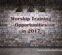 worshiptraining2017