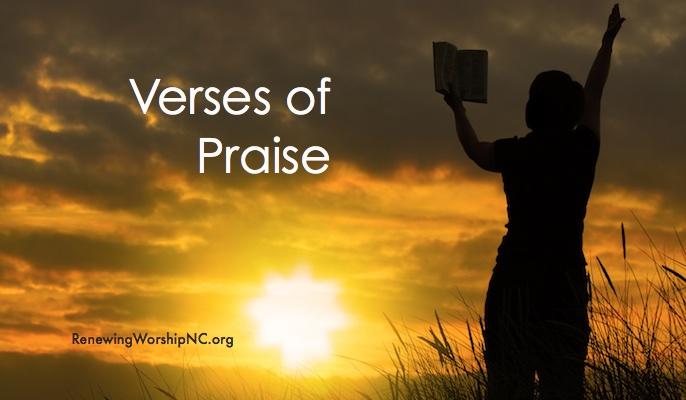 Verses of Praise