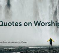 worship-quotes