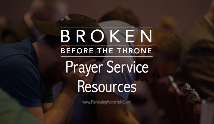 Concert of Prayer Service Resources