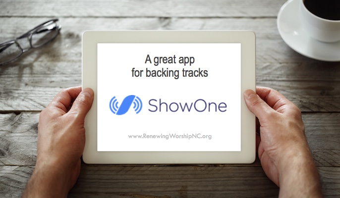 Show One – Another Great App for Running Tracks