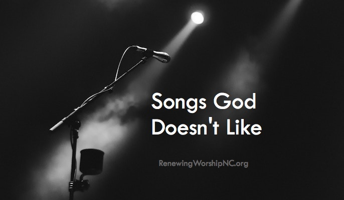 Songs God Doesn't Like