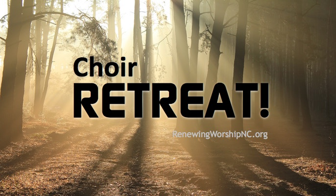 Treat Your Choir to a Choir Retreat with Mike Harland