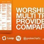 MultiTrack worship backing track systems compared