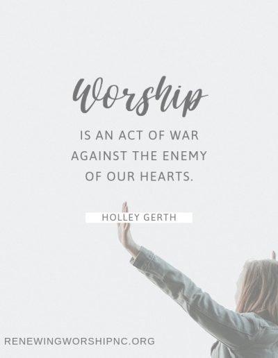 Worship Quote 11