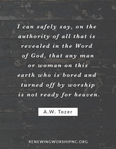Worship Quote 12