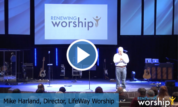 Mike Harland on Corporate Worship